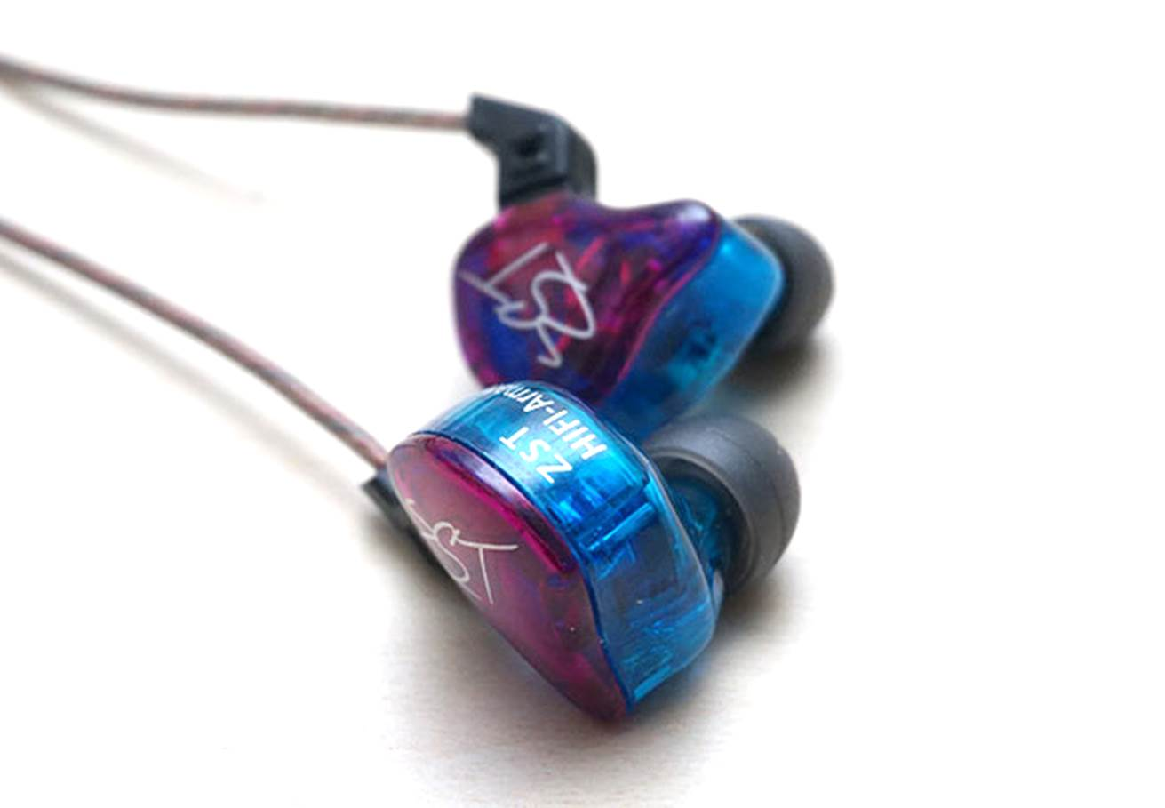 Easy KZ ZST In-Ear Headphones