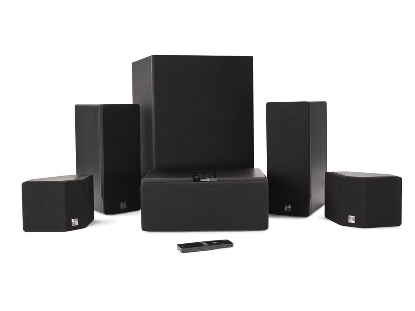 Enclave Audio CineHome Home Theater in a Box