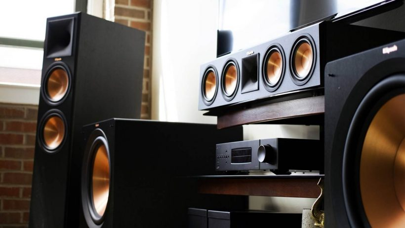 Home Theater In A Box Systems