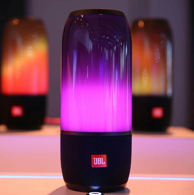 JBL Pulse 3 Review - LED Bluetooth Speaker - Bass Head Speakers