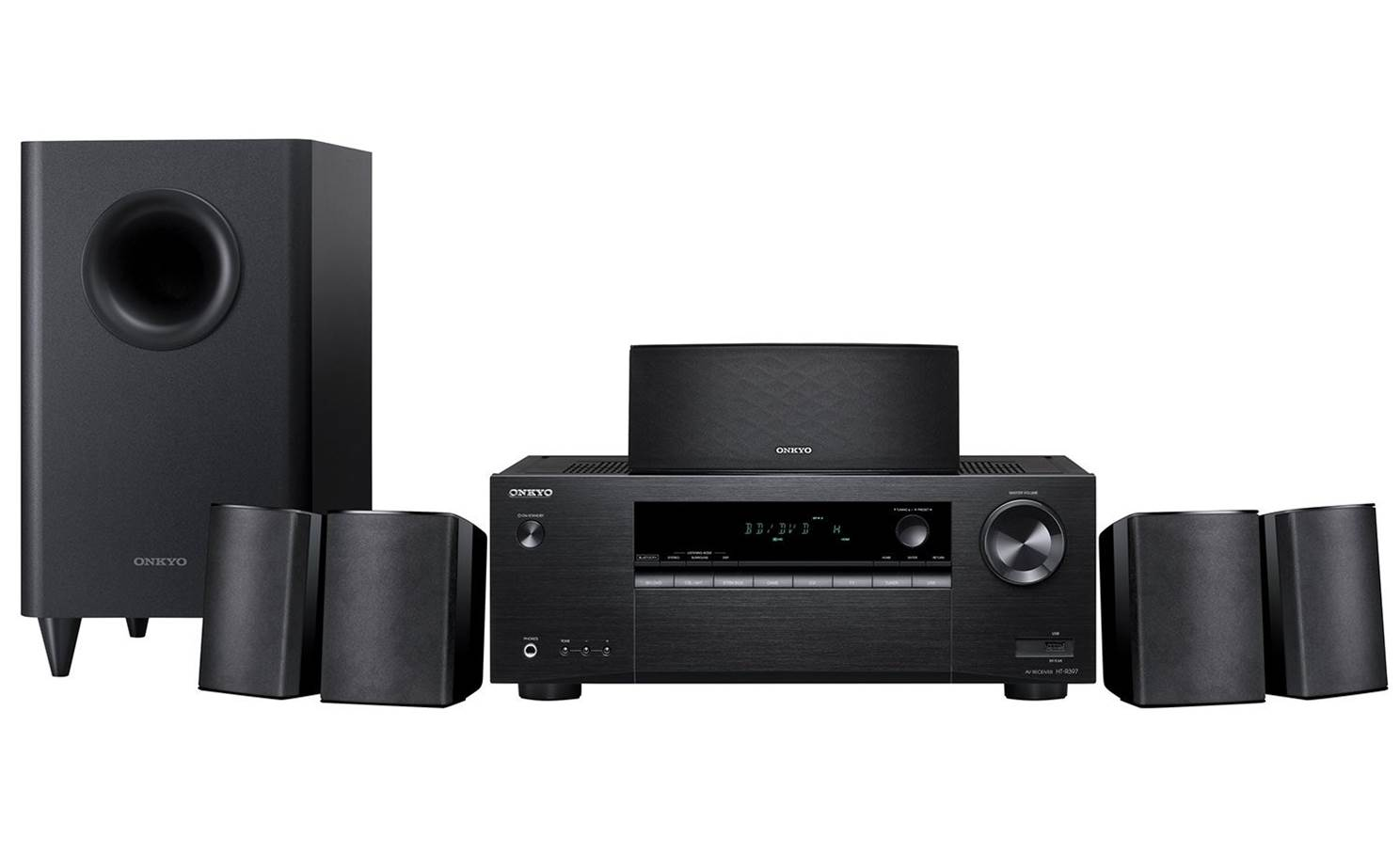 Onkyo HT-S3800 Home Theater in a Box