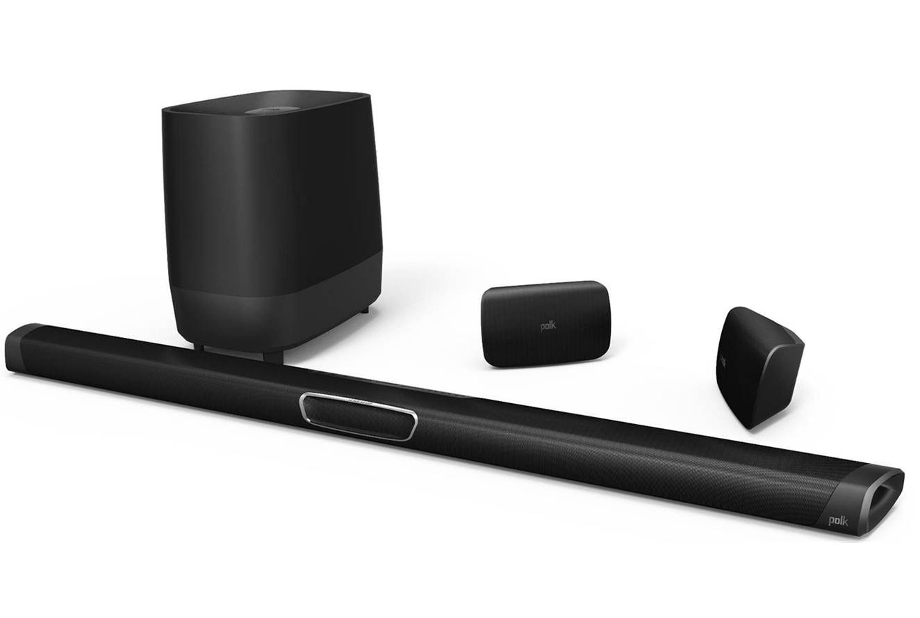 Polk Audio MagniFi Home Theater in a Box System
