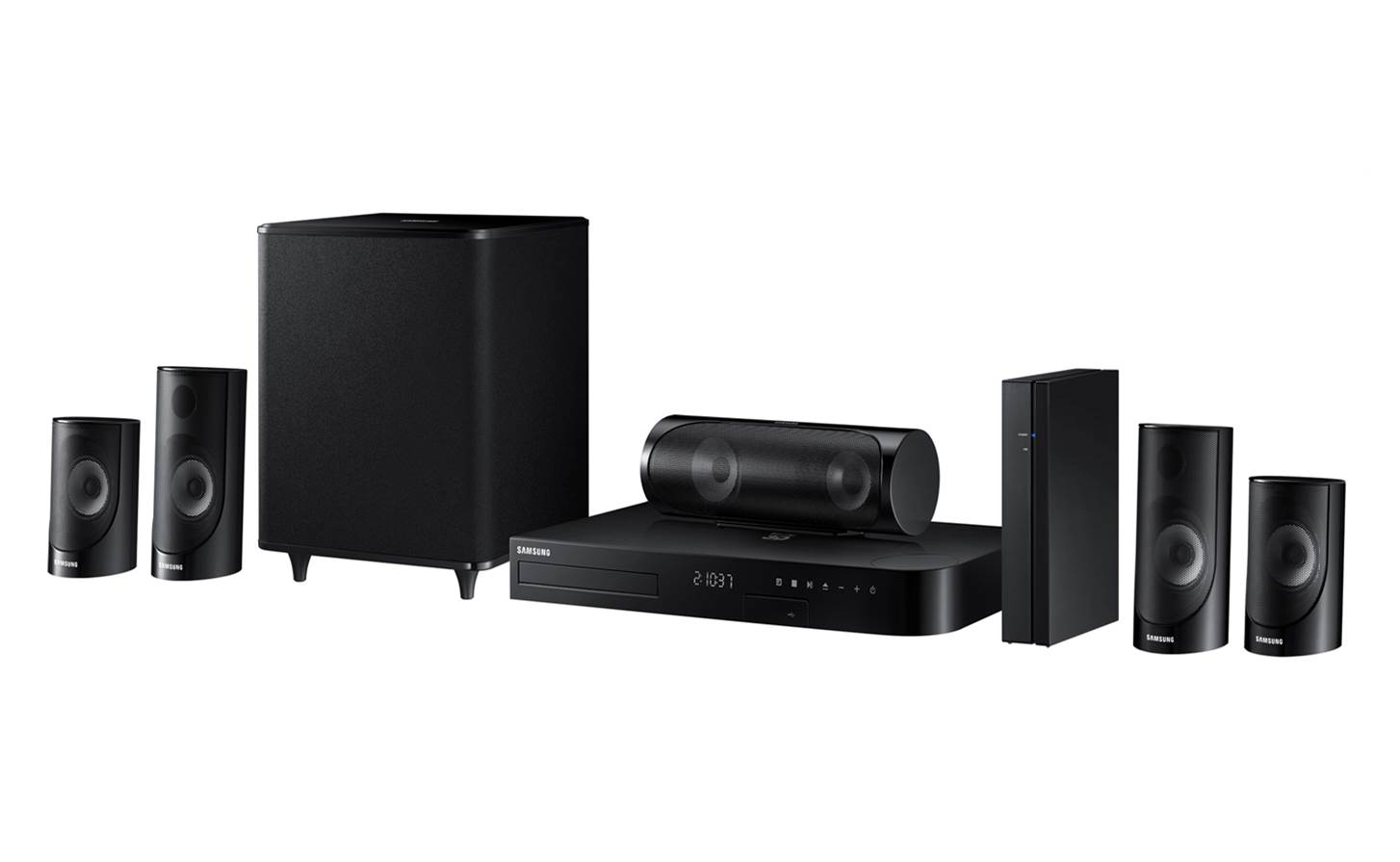 Samsung HT-J5500W 5.1 Home Theater in a Box