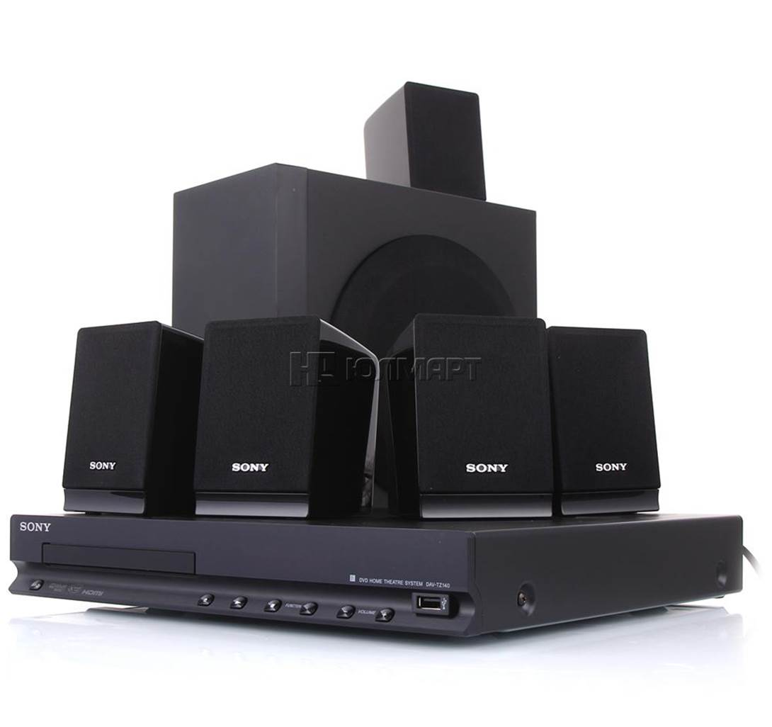 Sony DAVTZ140 Home Theater in a Box System