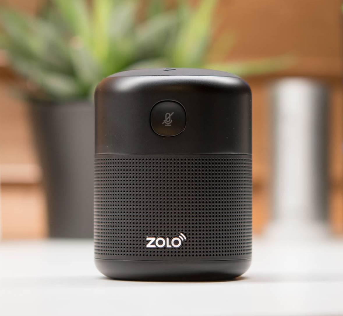 ZOLO Halo Smart Speaker