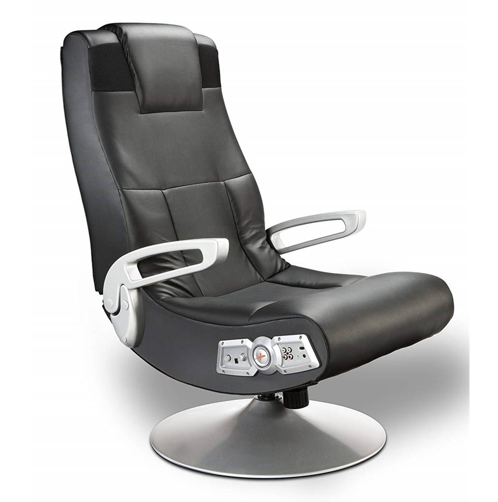 Ace Bayou X Rocker 5127401 Gaming Chair with Speakers