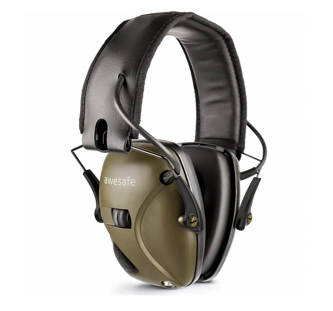 Awesafe Electronic Ear Muffs