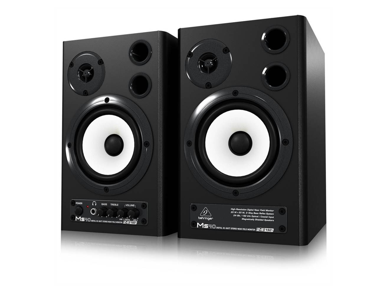 Behringer MS40 PS4 Speakers