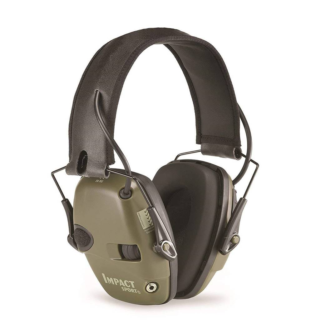 Howard Leight Electronic Ear Muffs