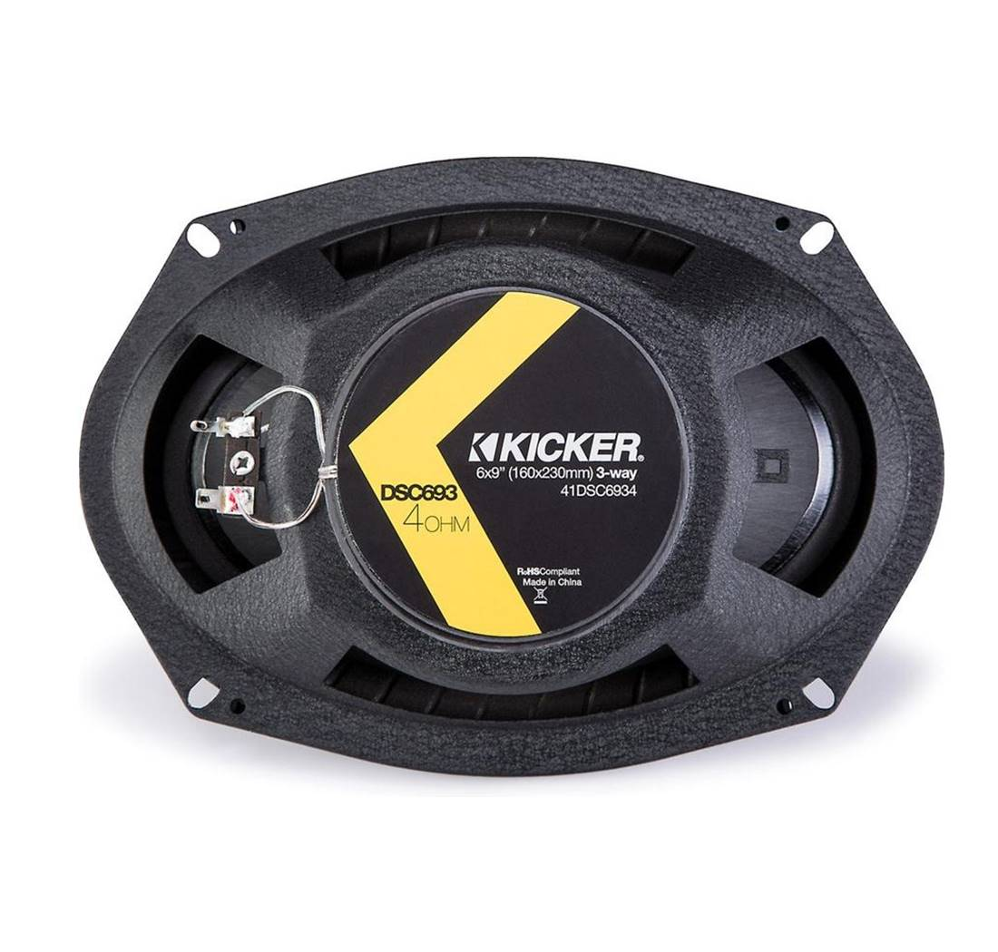 Kicker DS693 6X9 Speakers