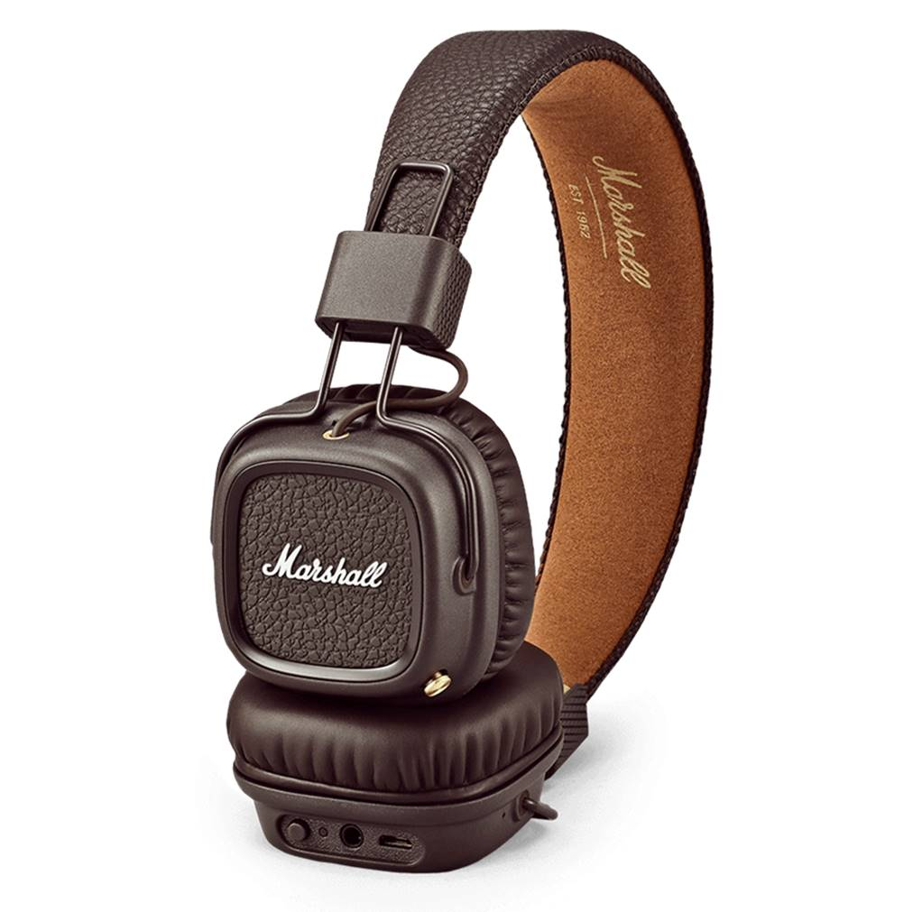 Marshall Major II Wireless On-Ear Headphones