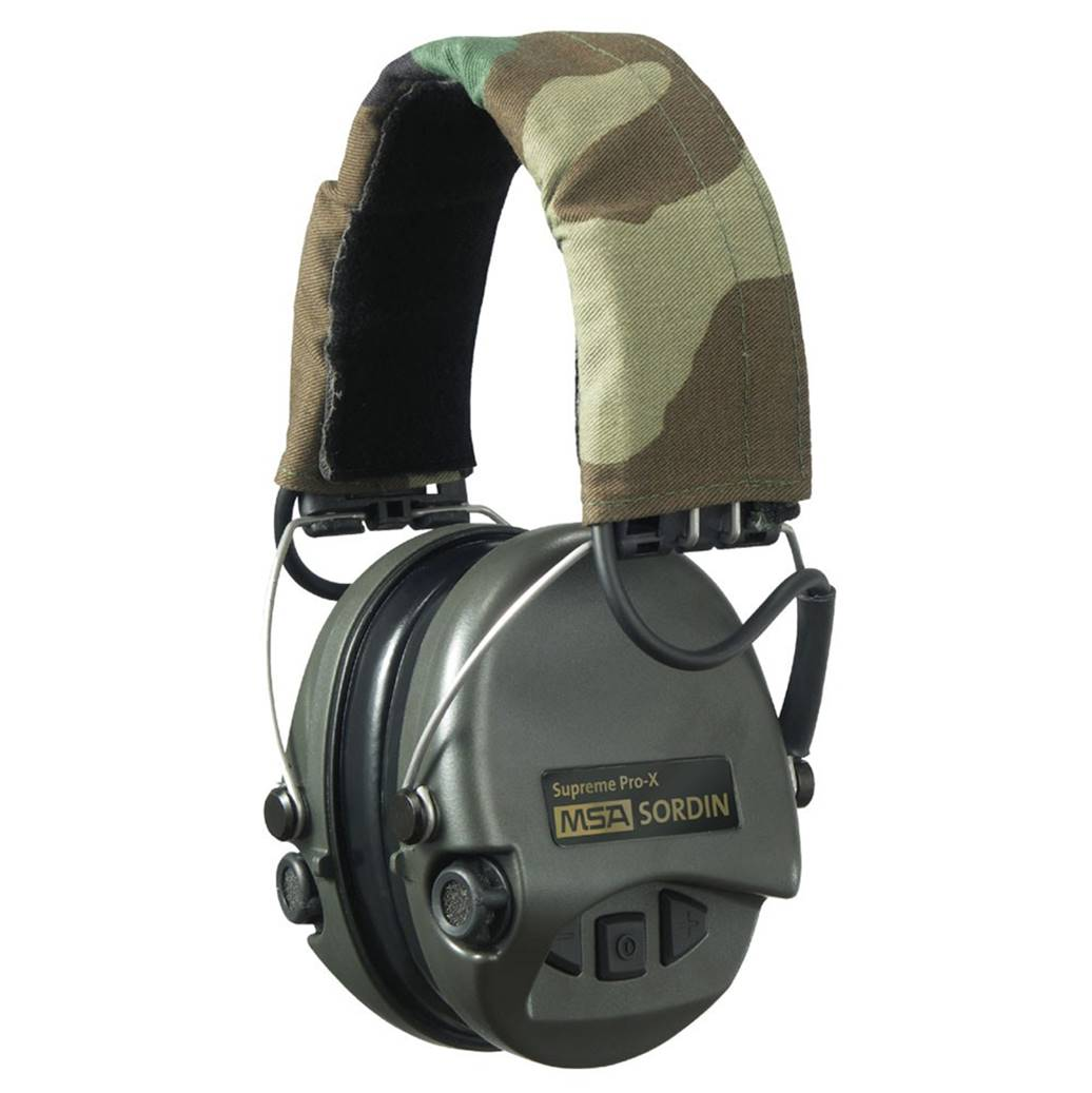Sordin Electronic Ear Muffs