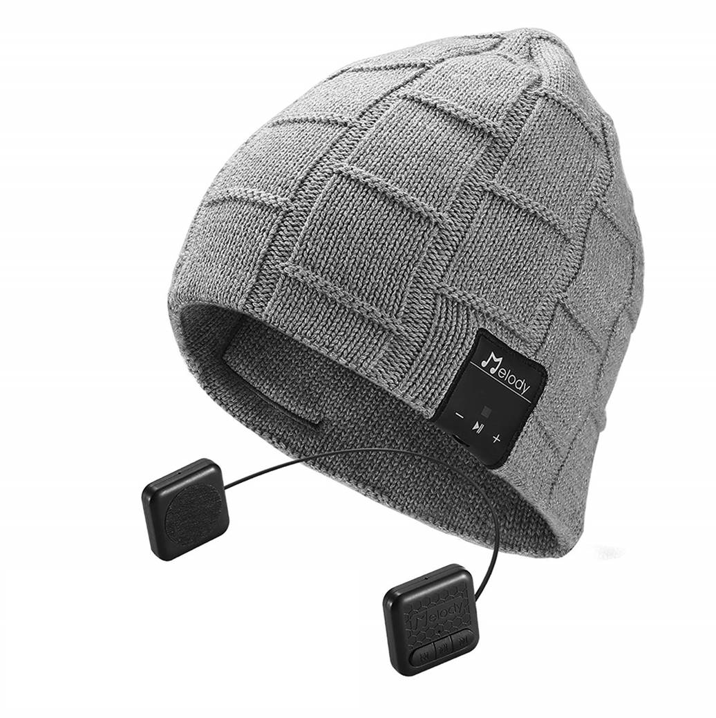 TOPPLE Bluetooth Beanie