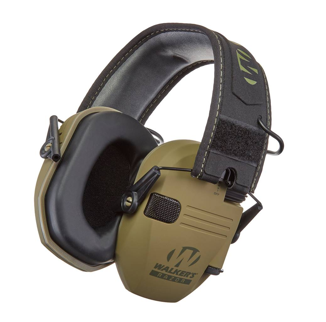 Walker Razor Electronic Ear Muffs