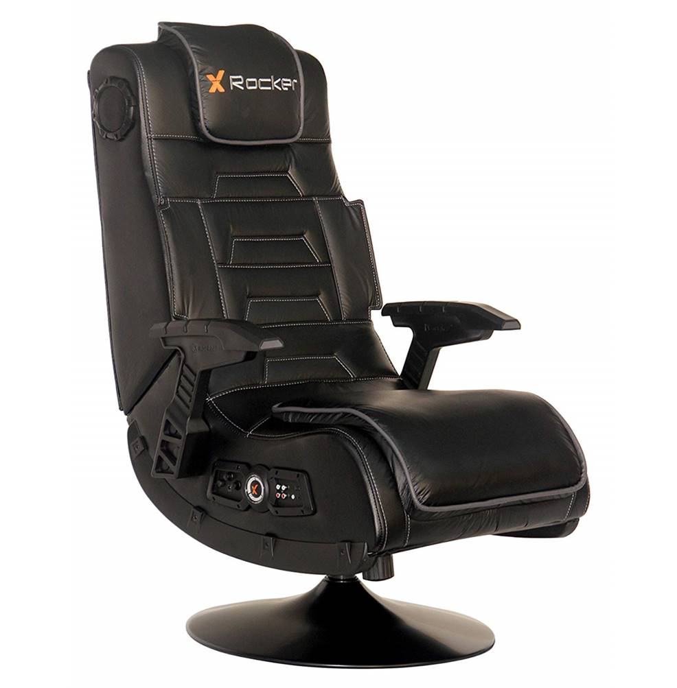 Top 10 Gaming Chairs With Speakers In 2019 Bass Head