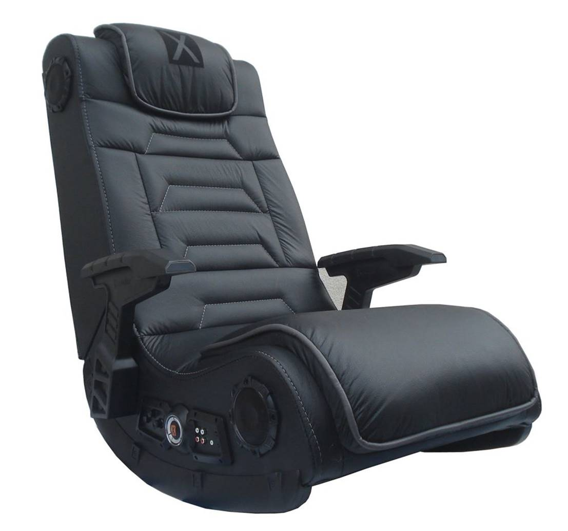 X Rocker Pro 51259 H3 Gaming Chair with Speakers