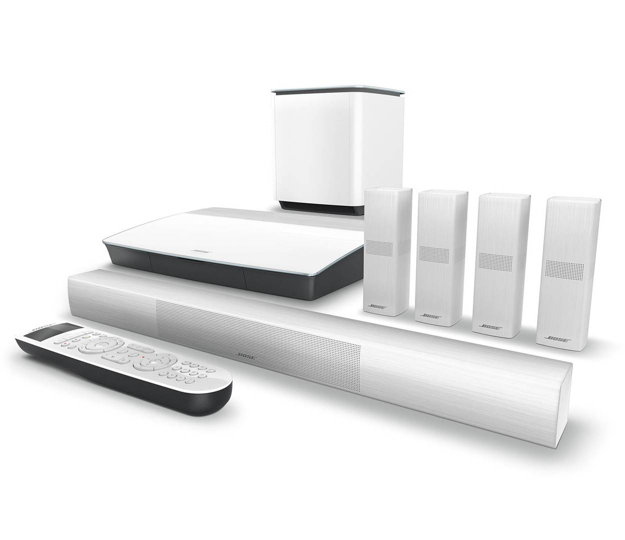 Bose Lifestyle 650 Wireless Surround Sound
