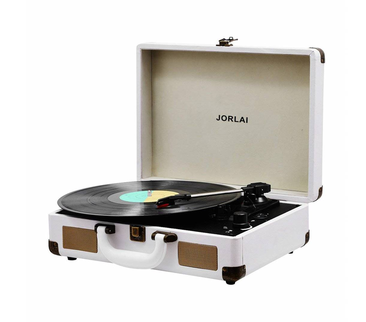 JORLAI Bluetooth Turntable