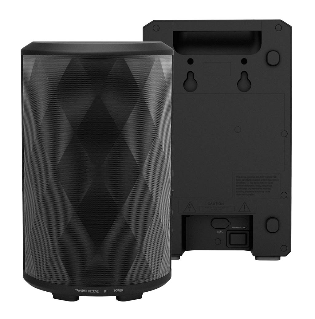 Monster BTW249 Bluetooth Patio Speakers