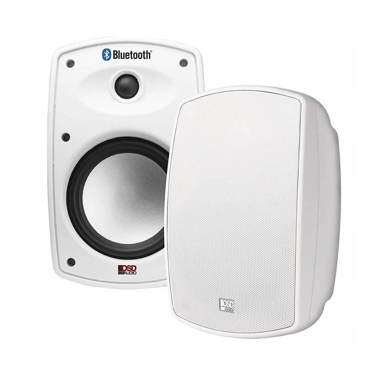 "OSD Audio 6.5"" Bluetooth Patio Speakers"