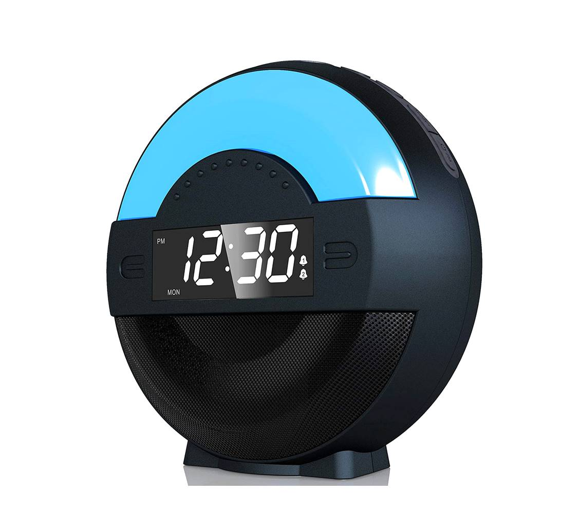 SVINZ Radio Loud Alarm Clock