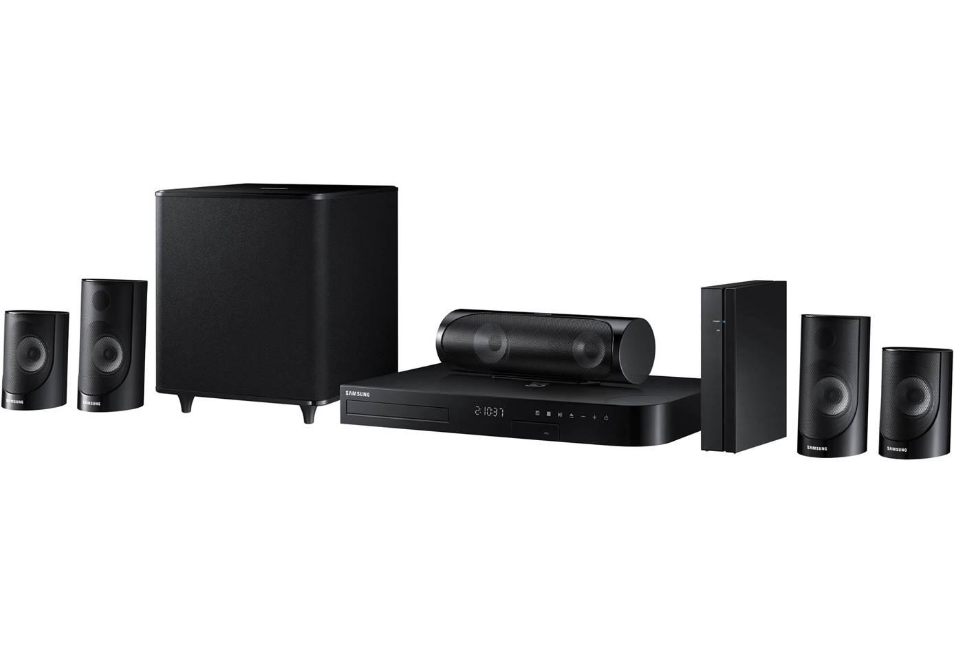 Samsung HT-J5500W Wireless Surround Sound Speakers