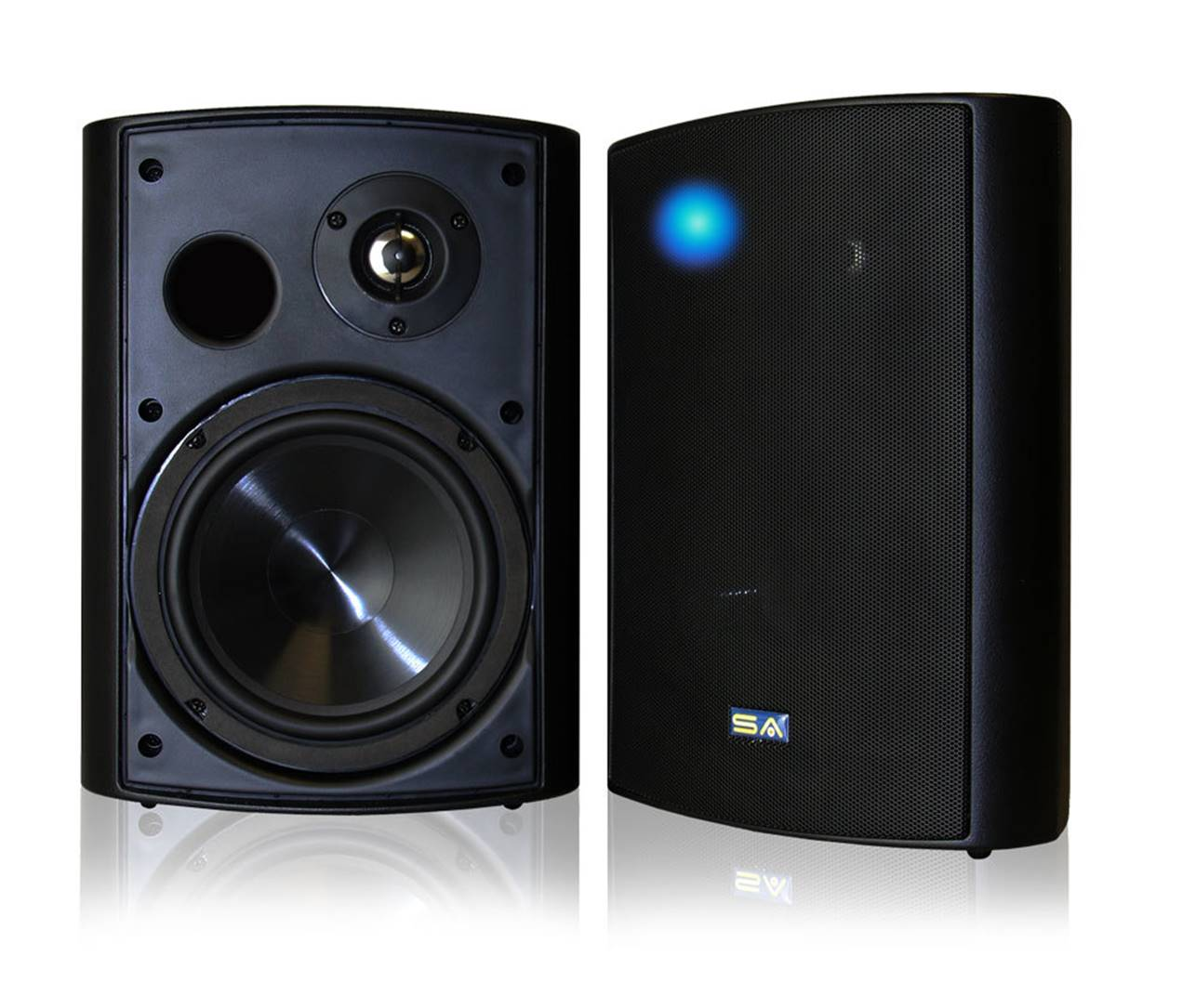 "Sound Appeal 5.25"" Bluetooth Patio Speakers"