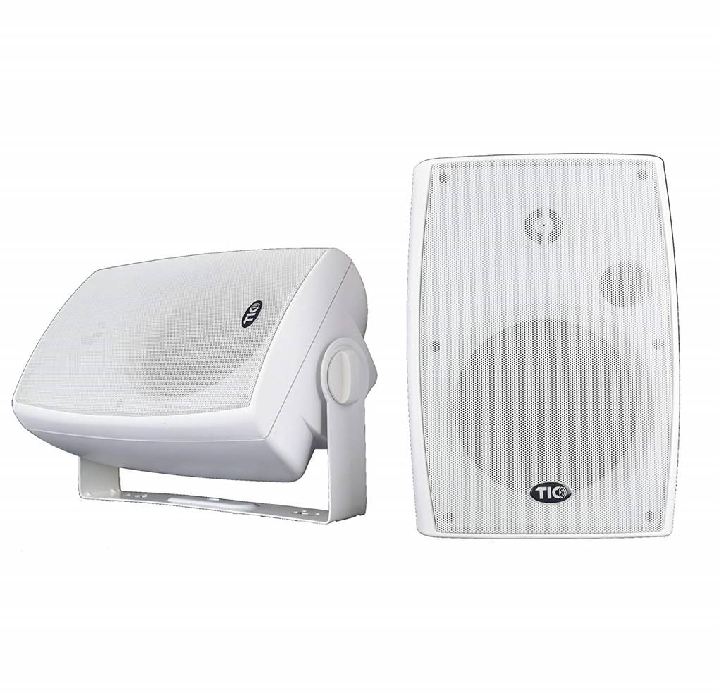 "TIC BPS6-W 6.5"" Bluetooth Patio Speakers"