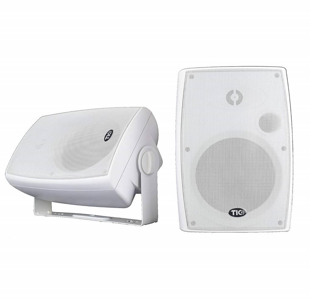 "TIC BPS6-W 6.5"" Bluetooth Patio Speakers"