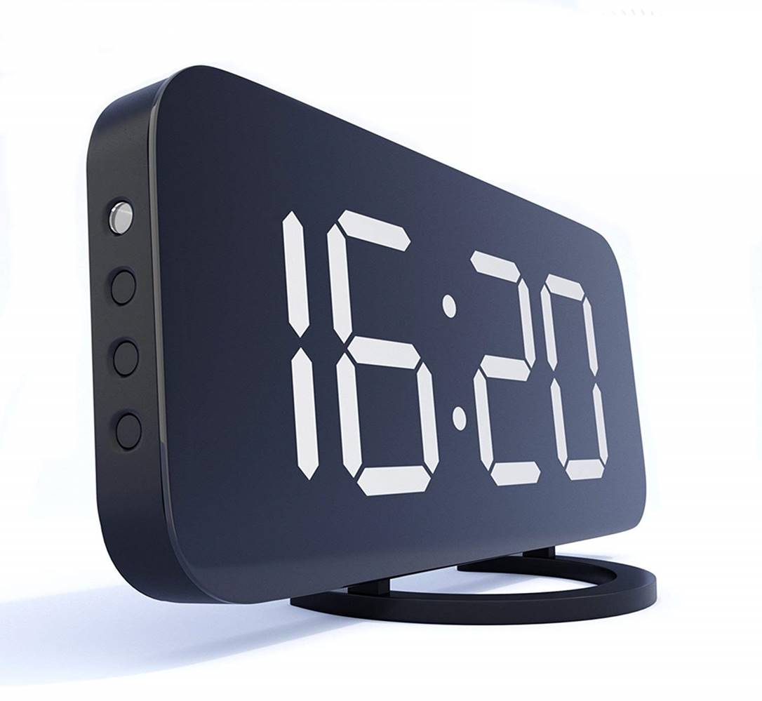 TrendHolders LED Loud Alarm Clock