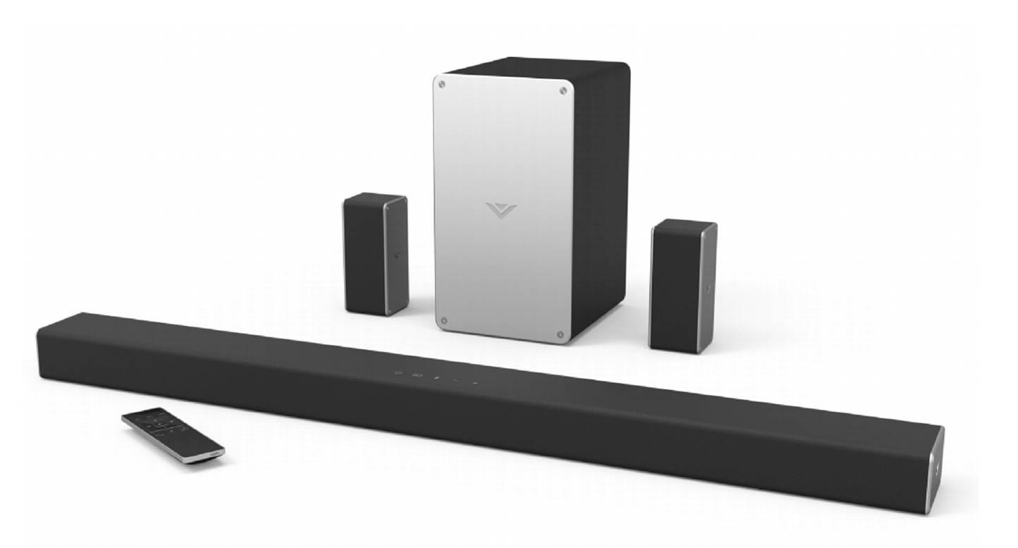 VIZIO SB3651 Wireless Surround Sound Speakers