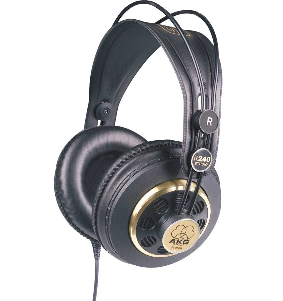 AKG K240 Headphones for Music