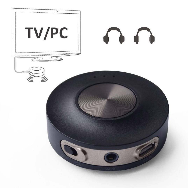 Avantree Priva III Bluetooth transmitter for headphones