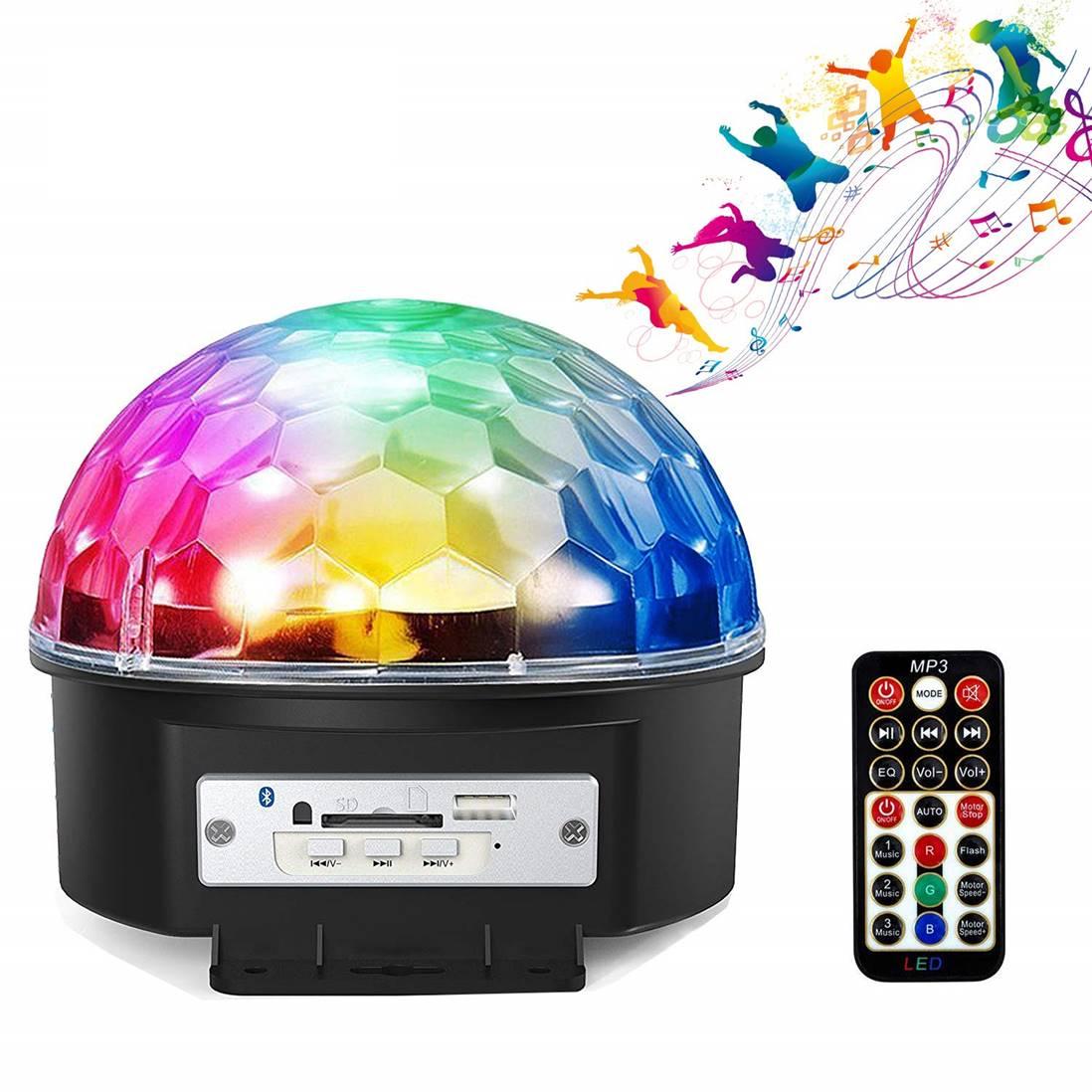Colorsage Disco Ball Speaker