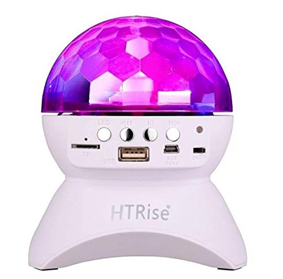 HT Rise Disco Ball Speaker
