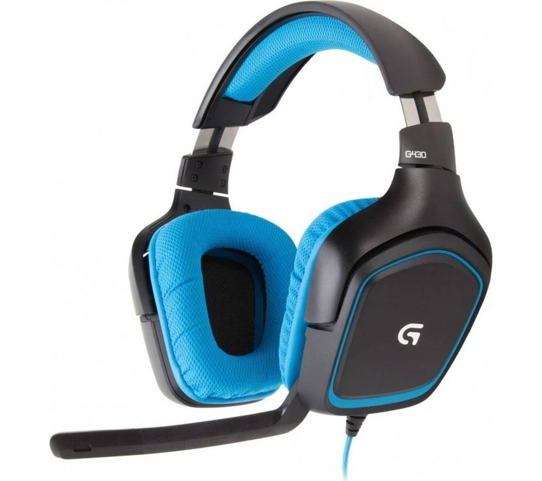 Logitech G430 7.1 Surround Sound Headphone