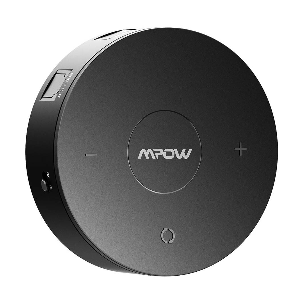 MPOW Mini Bluetooth transmitter for headphones