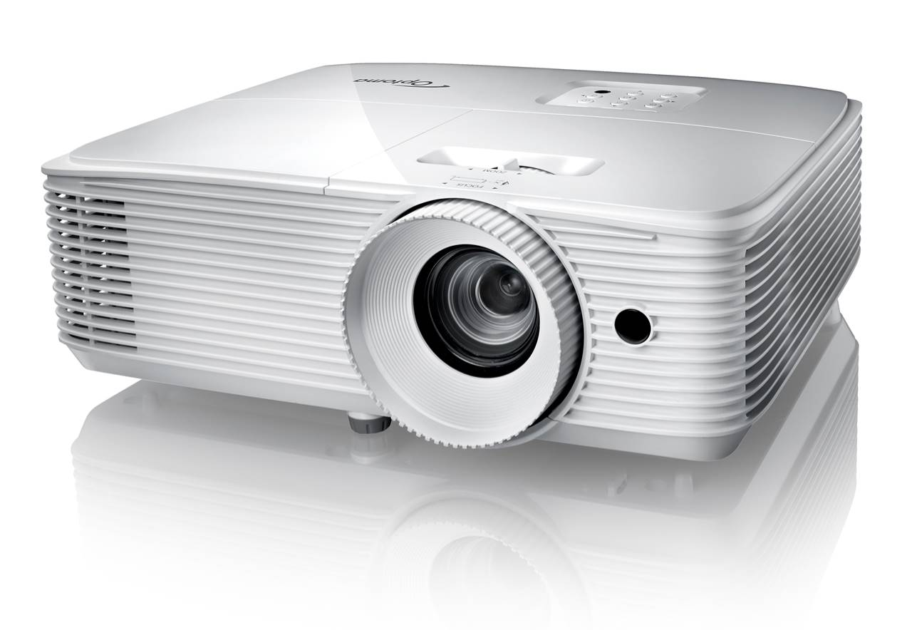 Optoma HD27 4K Projector for Home Theater