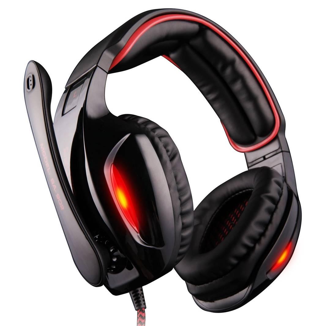 Sades SA902 Surround Sound Headphones