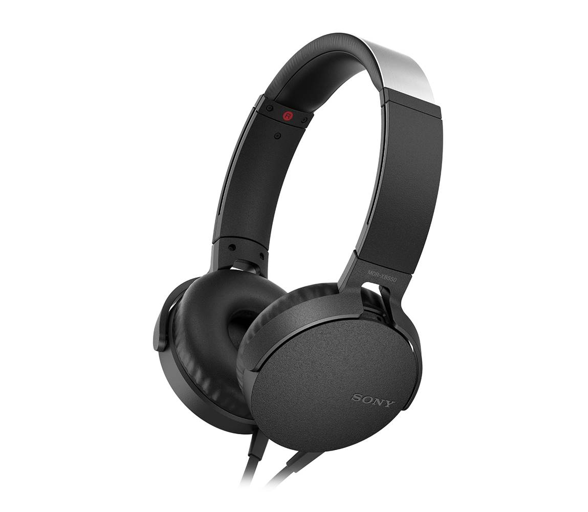 Sony XB550AP Extra-Bass Headphones
