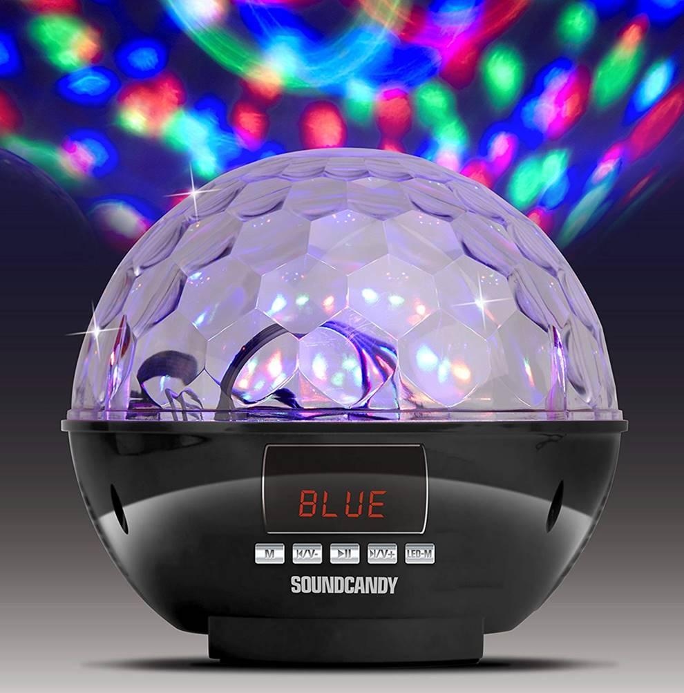 SoundCandy Disco Ball Speaker
