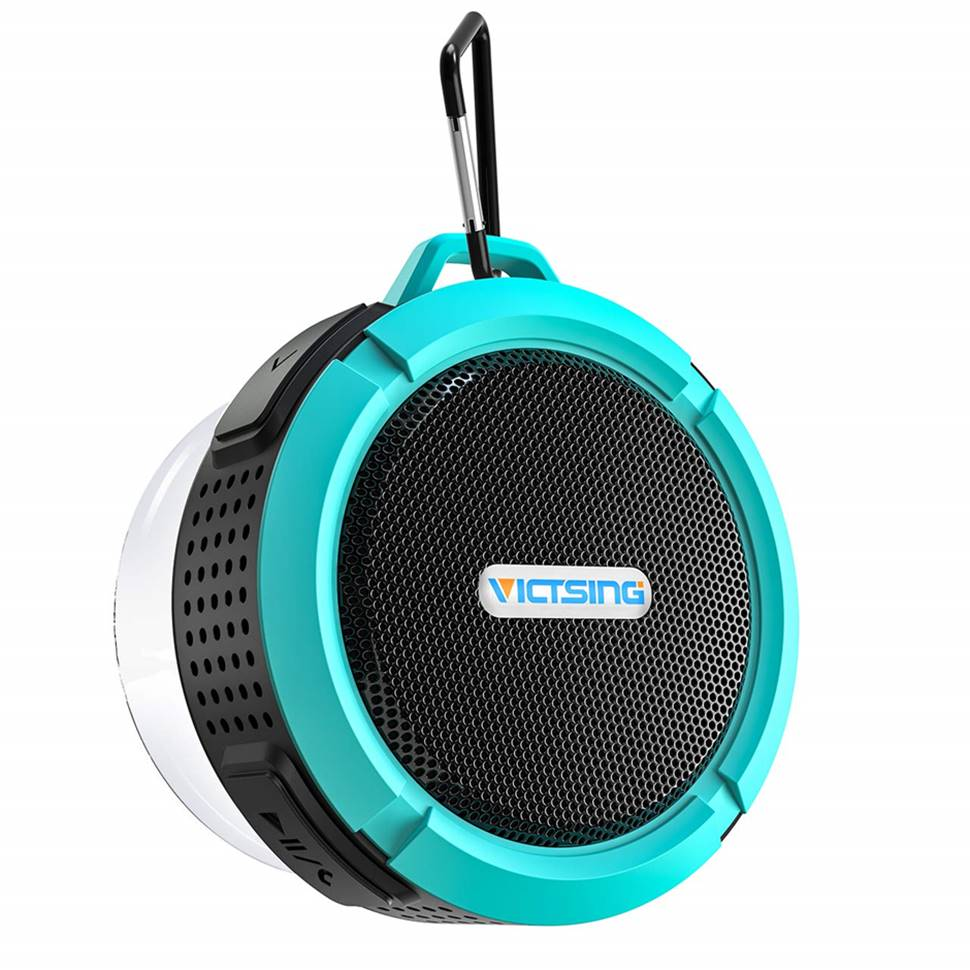 VicTsing SoundHot C6 Bluetooth Shower Speakers