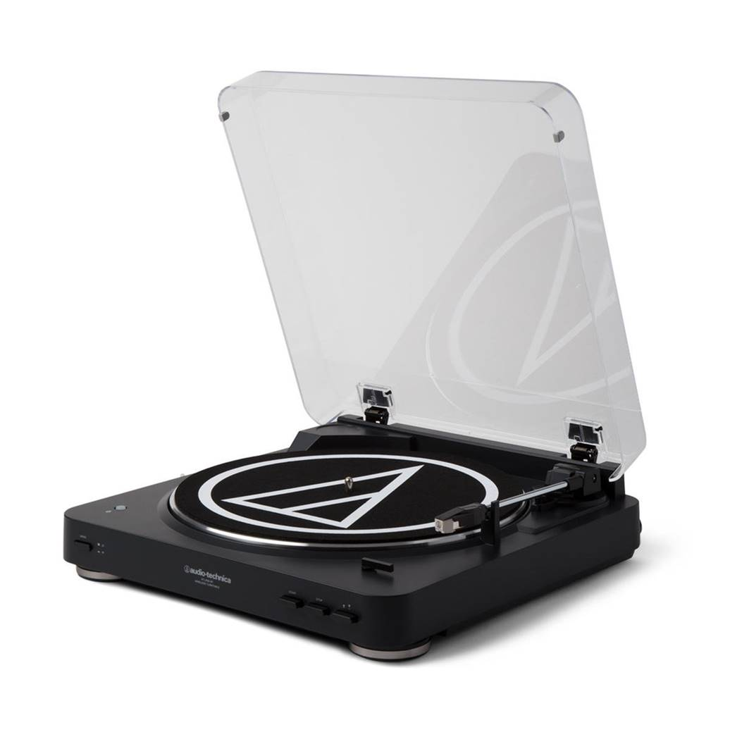 Audio-Technica AT-LP60BK Vinyl Record Player