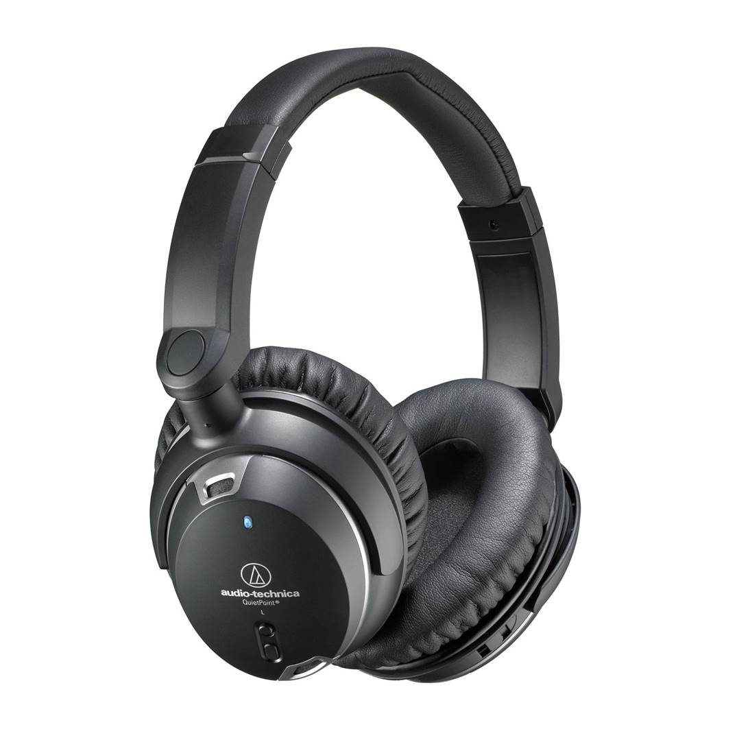 Audio-Technica ATH-ANC9 Wireless Headphones