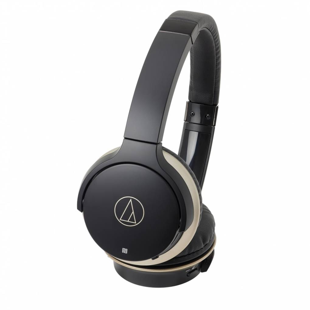 Audio-Technica ATH-AR3BTBK Wireless Headphones