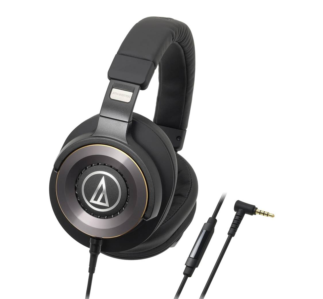 Audio-Technica ATH-WS1100iS Headphones