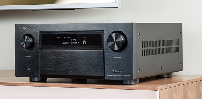 Best AV Receiver for Home Theater