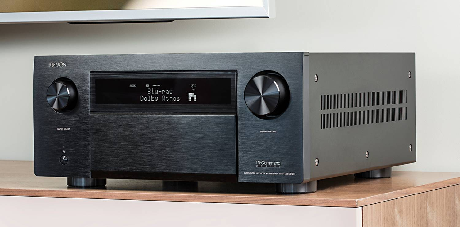 Best Home Theater Receiver 2020 The 10 Best AV Receivers for Home Theater – Bass Head Speakers