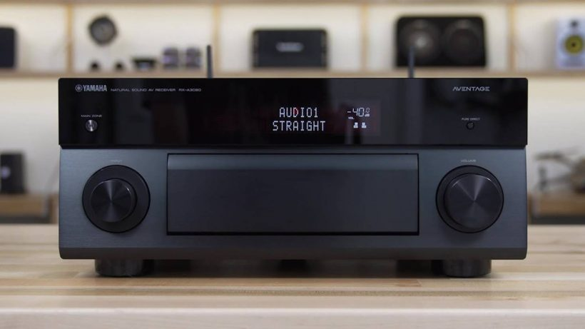 Best Surround Sound Receiver