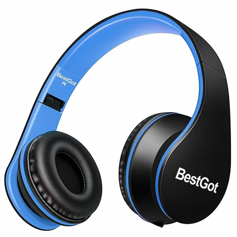 BestGot Wireless Bluetooth Headphones